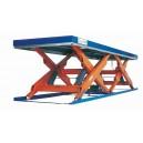 Platforma hidraulica cu foarfeca dubla orizontala Edmolift - TSH 4000