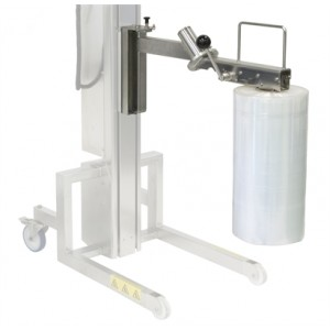 Dispozitiv din otel inoxidabil pentru manipulare bobine, cu balansare de +/- 15 °